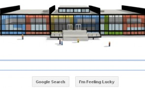 German Architect Ludwig Mies van der Rohes birthday_google_dooodle