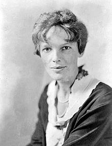 Google Doodle for Amelia Earhart