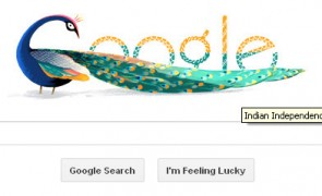 Independence Day India Google Doodle