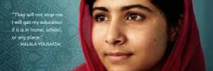 Malala Yousafzai Announces Malala Fund to Support Girls' Access to Education