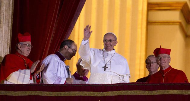 New Pope Francis elected from Argentina | RtoZ.org - Latest  News