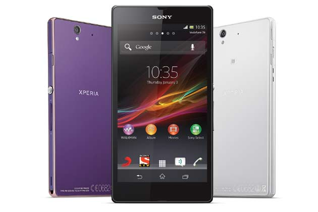 Sony launches Xperia Z, ZL smartphones in India | RtoZ.org - Latest  News