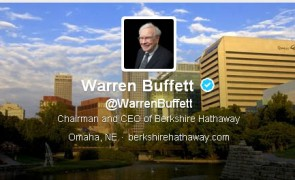 Warren Buffett Joins Twitter